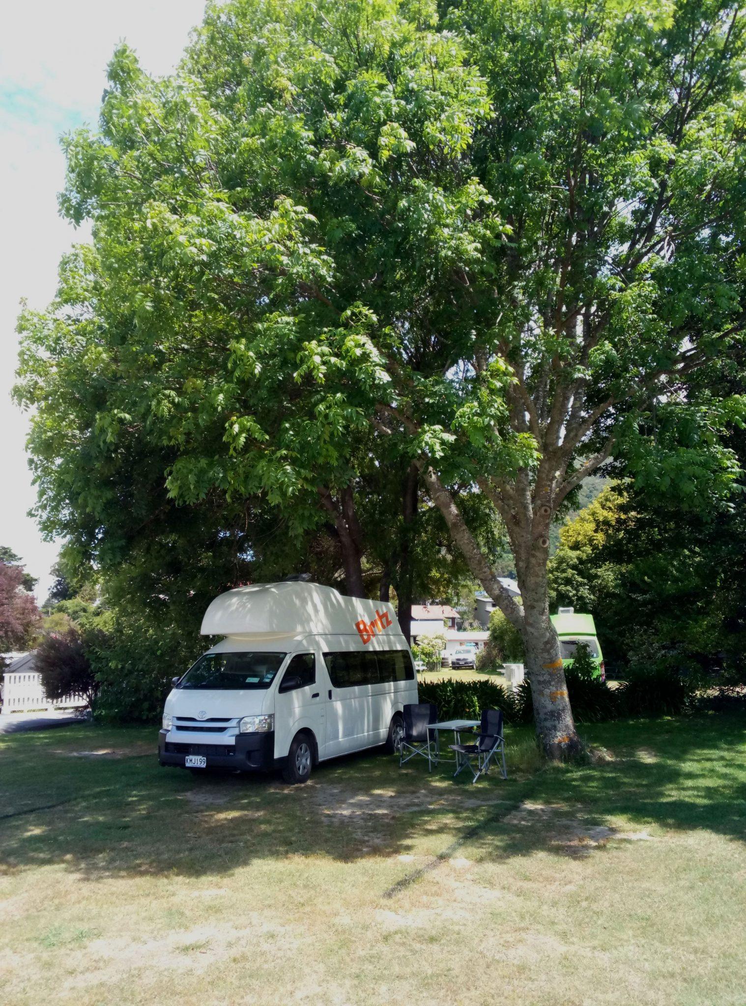 Power Site - small van